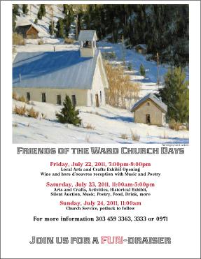 Ward-Church-Days-Small-Poster